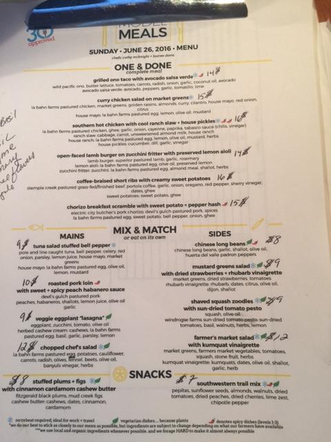 menu 06.29.16